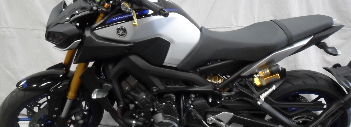 2019 Yamaha MT-09 SP